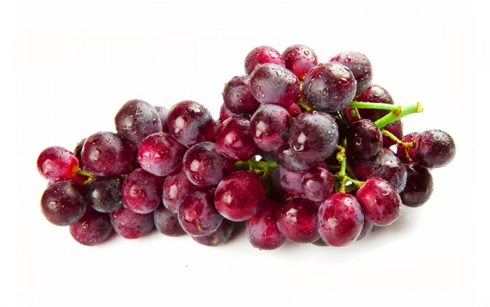 Red grapes are great antioxidants