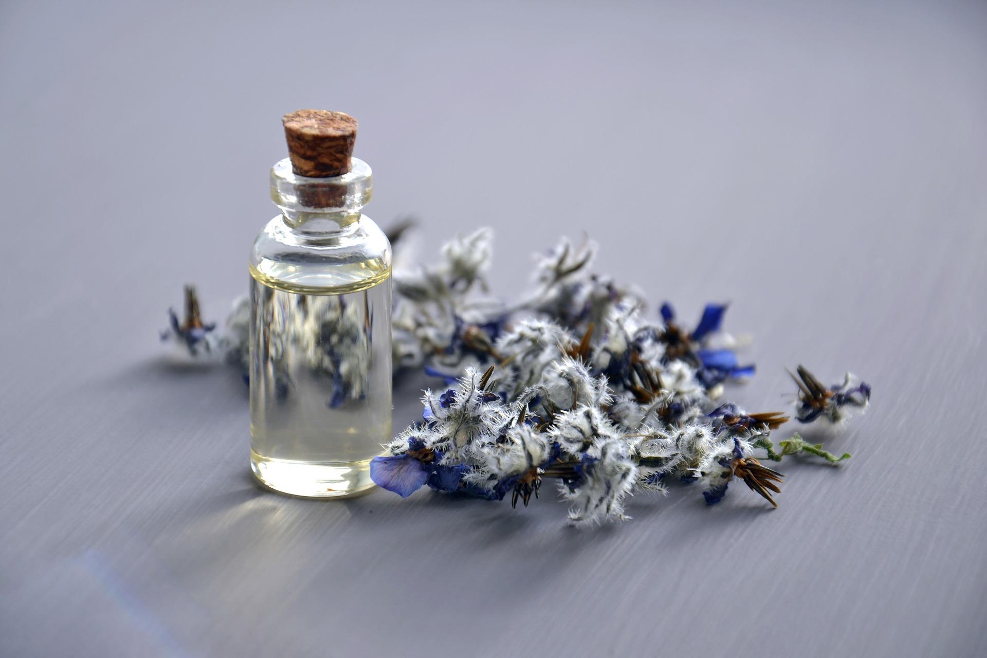 aceites para uso cosmético